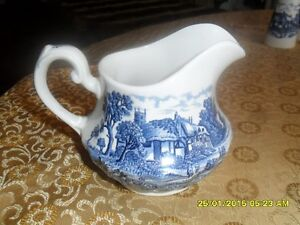 Dishes/Royal Essex/Shakespear Country Blue London Ontario image 5