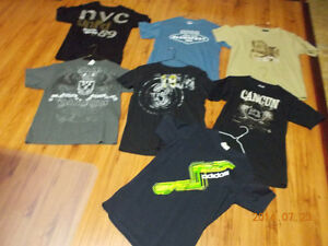 Boy T-shirt      $5.00 each or $25.00 for the lot