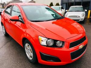 Chevrolet Sonic LT-1.8L-Auto-Air-Bluetooth-Groupe Electrique 201