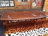 1940s small coffee table - free delivery