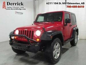 2008 Jeep Wrangler   Used 4X4 X Soft Top Alpine 9-Spkr $202 B/W