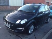 **SELL SWAP FREE DELIVERY** 1.1 petrol cheap Insurance SMART FORFOUR LONG MOT Yaris punto micra 500