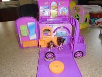 jouets FRAISINETTE-POLLY POCKET