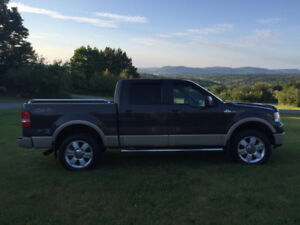 REDUCED 2007 f150 king ranch low kms