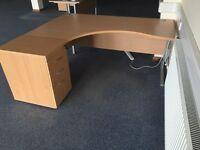 Office Furniture for Sale - Large Desks & pedestals