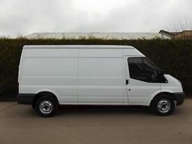 2009 Ford Transit 2.4 115 T350 LWB MEDIUM ROOF