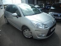 Citroen C3 HDI AIRDREAM PLUS (silver) 2010