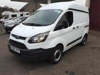 64 Ford Transit Custom 2.2TDCi 270 L1H2 High Roof Only 21000 Miles