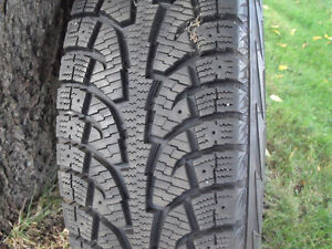 winter tires on mags with sensors West Island Greater Montréal image 3