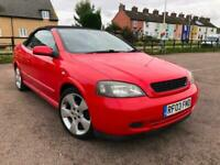 Vauxhall Astra 1.8i 16V Linea Rossa Rare Collectible car+Loads of Papers 1Y MOT