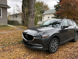 Mazda CX-5 GT 2017 with Tech Pack and 4 year additional warranty