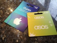 iTunes £15 / Asos £20
