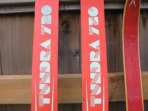 Various Cross country skiis - a couple of vintage classics Kitchener / Waterloo Kitchener Area image 4
