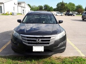 2010 Honda Accord Crosstour Hatchback EX-L w/Navi