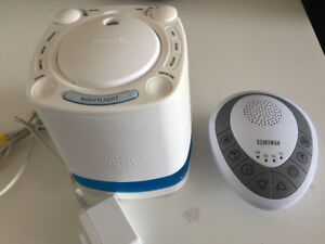 Two Sound Machines, for Kids, Infants, Adults