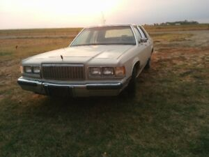 1990 mercury marquis for sale