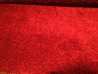 Adum IKEA Red Rug 4'4 by 6'5