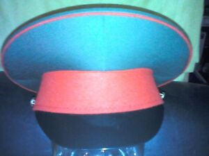 Russian Military Officer Hat/Heartbeat Thrift Store/BayView Mall