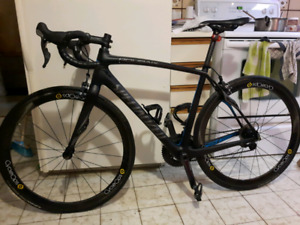 Cannondale CAAD 12 and SPECIALIZED SL4 Expert Roubaix