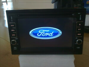 ford lincoln and mercury navigation bluetooth dvd