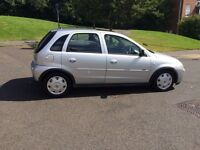 2005 Vauxhall corsa 1.2 design excellent condition full 12 month mot 2 owner