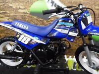 Yamaha PW 50 Motocross bike