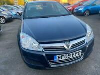 2009 Vauxhall Astra 1.4 i 16v Active 5dr Hatchback Petrol Manual