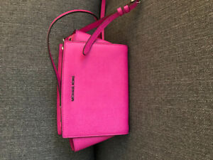 Michael Kors Cross-body Pink Bag
