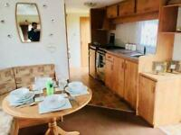 STATIC CARAVAN FOR SALE / BEACH ACCESS / NORTH WALES / CALL CHRIS - 07717363182