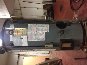 Commercial high recovery water heater