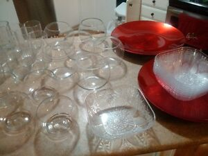 Various Glass wear for Candy Bar/ Hot Chocolate bar Cambridge Kitchener Area image 4