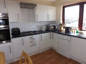Spacious 3 bedroom student property in Southside with private parking, available now!