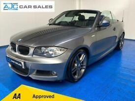 image for 2010 BMW 1 Series 3.0 125I M SPORT 2d 215 BHP Convertible Petrol Manual