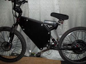 Electric Mountain Bike 72V/3600W ( Normal Double Suspension ) Gatineau Ottawa / Gatineau Area image 2