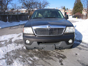 2005 Lincoln Aviator (SAFETY & E-TEST) Included SUV, CLEAN