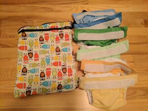 33 Bum genius cloth diapers