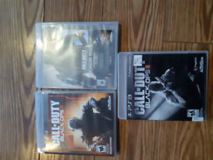 Call of Duty Games for PS3