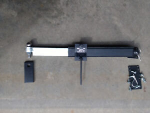 Trailer Friction Sway Control Bar Kit (Brand new)