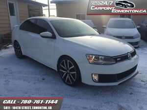 2013 Volkswagen Jetta GLI ...LOADED...LEATHER /SUNROOF...ONLY $1
