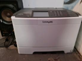 Lexmark cs157d Printer