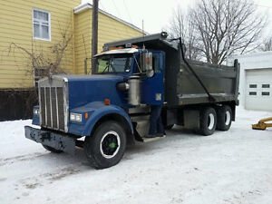 1988 Kenworth W900 Camion 10 Roues