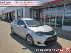 2018 Toyota Corolla LE  - Certified - Heated Seats - $131.33 B/W