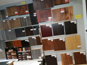 ENGINEERED AND SOLID HARDWOOD ON SALE !!