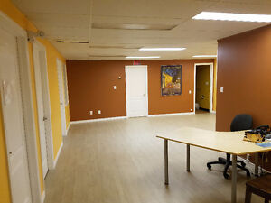 Commercial space for rent/ease