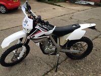 AJP PR3 125cc ENDURO £1595 ono 62 reg
