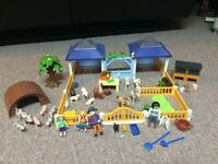 Playmobil animal nursery and vet clinic
