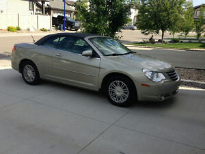 2008 Chrysler Convertible Sebring