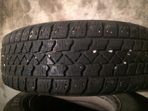 Quick Sale! Winter 4 tires for $200.00 rims included!
