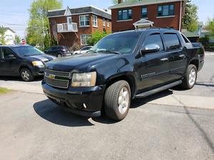 Chevrolet Avalanche 2007 Ltz Nego