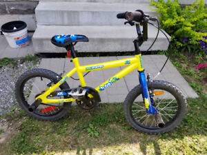 "Kids 16"" bicycle"